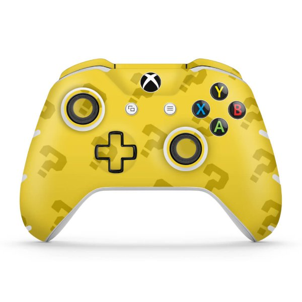 Skin Xbox One Slim X Controle - Outlet