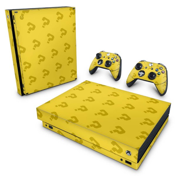 Xbox One X Skin - Outlet