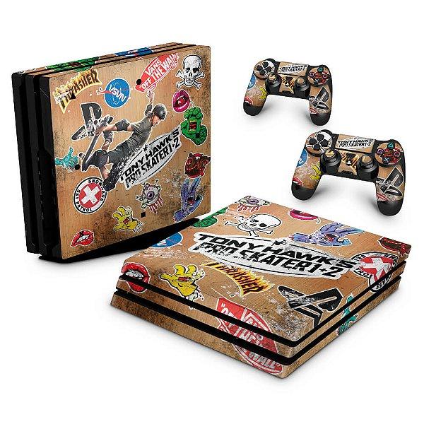 PS4 Pro Skin - Tony Hawk's Pro Skater