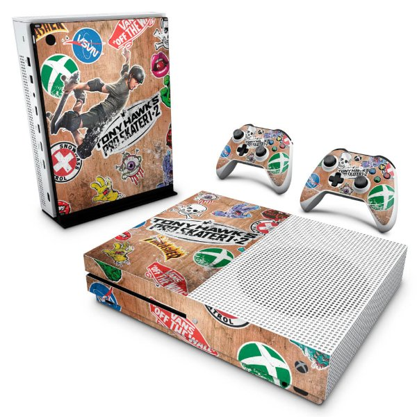 Xbox One Slim Skin - Tony Hawk's Pro Skater