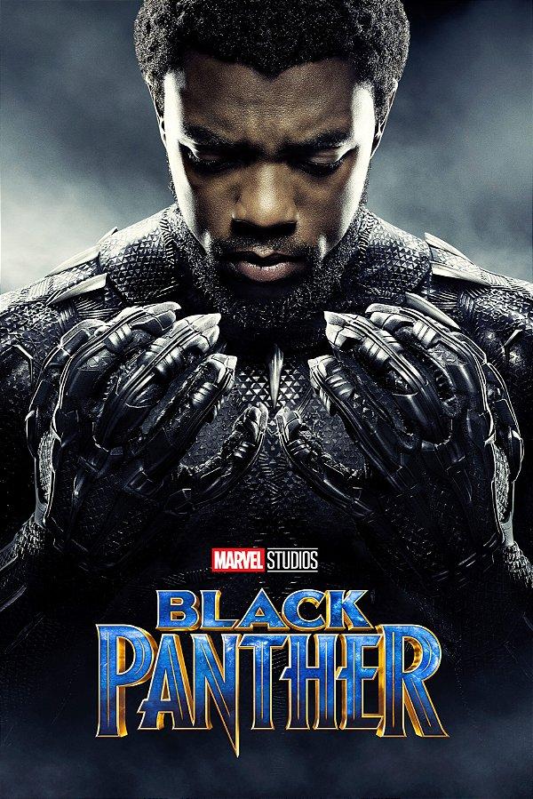 Poster Pantera Negra C