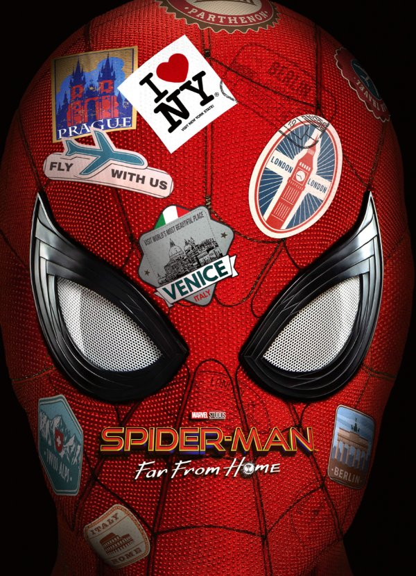 Poster Homem Aranha Longe de Casa B