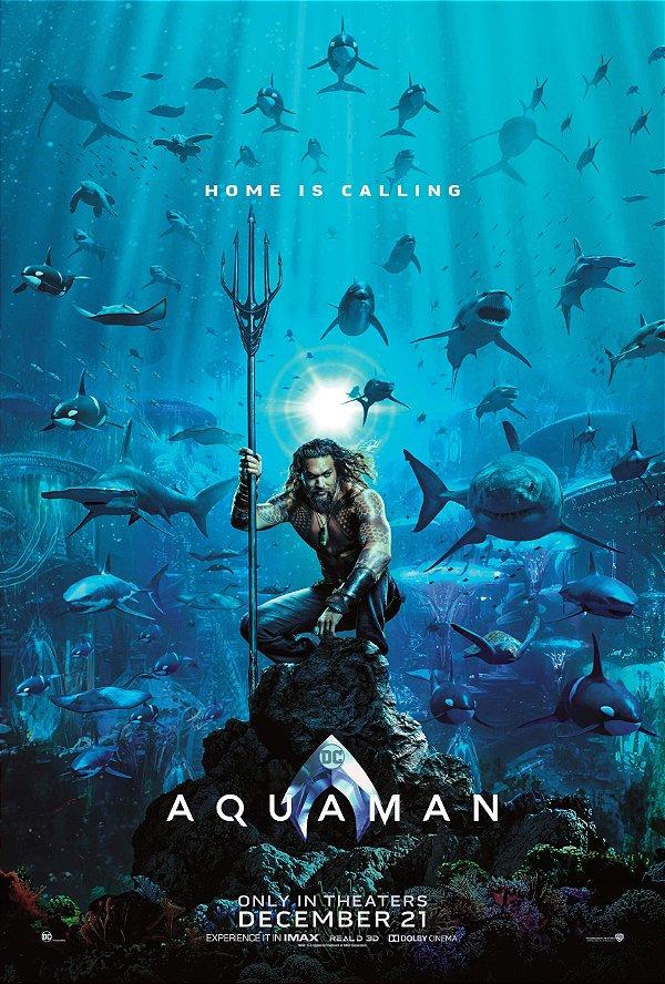 Poster Aquaman E