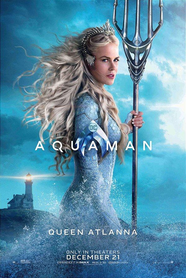 Poster Aquaman G