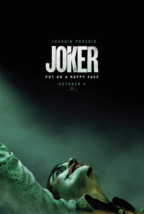 Poster Joker Coringa B