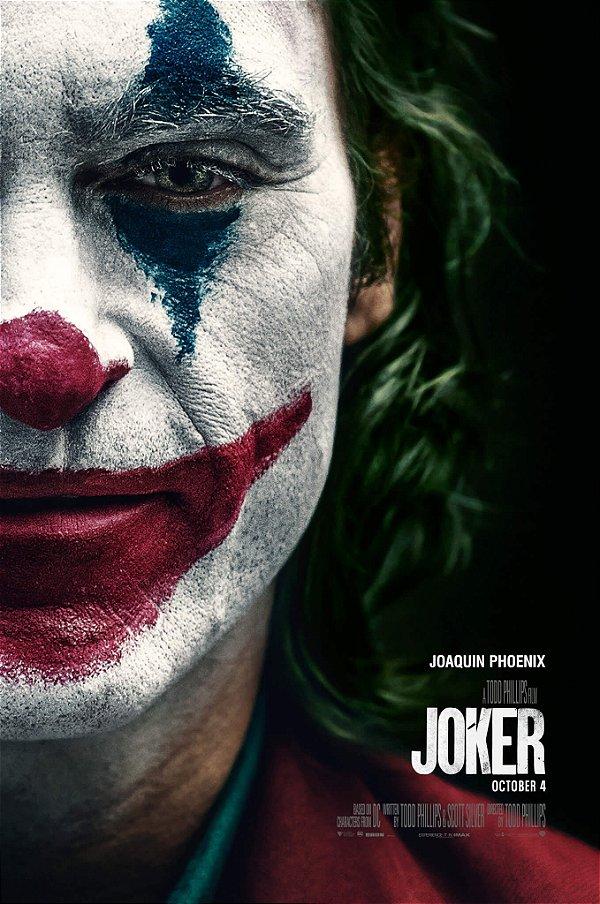 Poster Joker Coringa D
