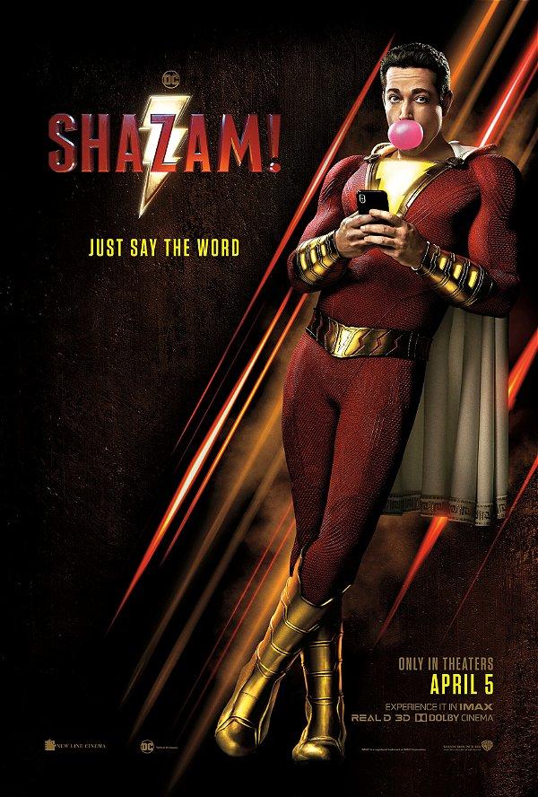 Poster Shazam A