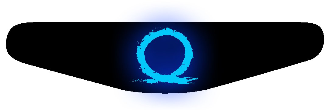 PS4 Light Bar - God of War Ragnarok