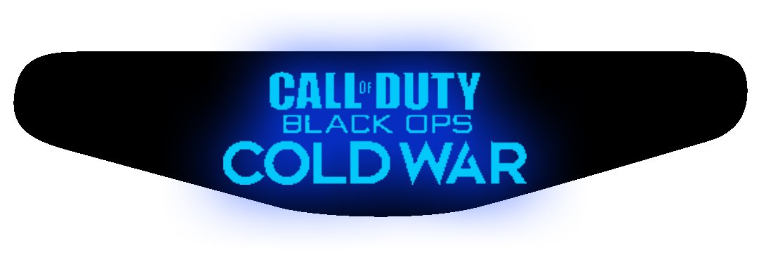 PS4 Light Bar - Call Of Duty Cold War
