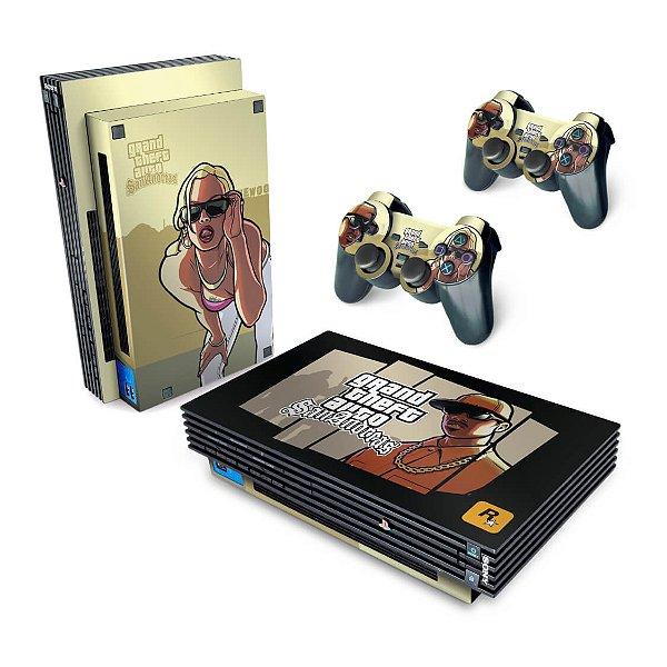 PS2 Fat Skin - GTA San Andreas