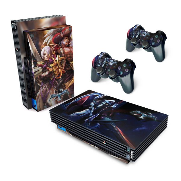 PS2 Fat Skin - SoulCalibur III