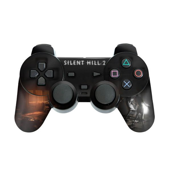 PS2 Controle Skin - Silent Hill 2