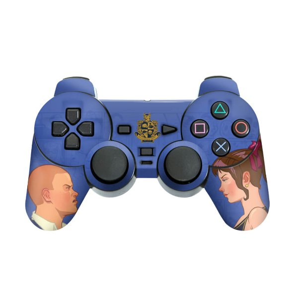 PS2 Controle Skin - Bully