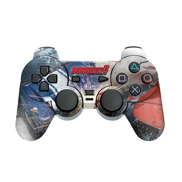 PS2 Controle Skin - Burnout 3