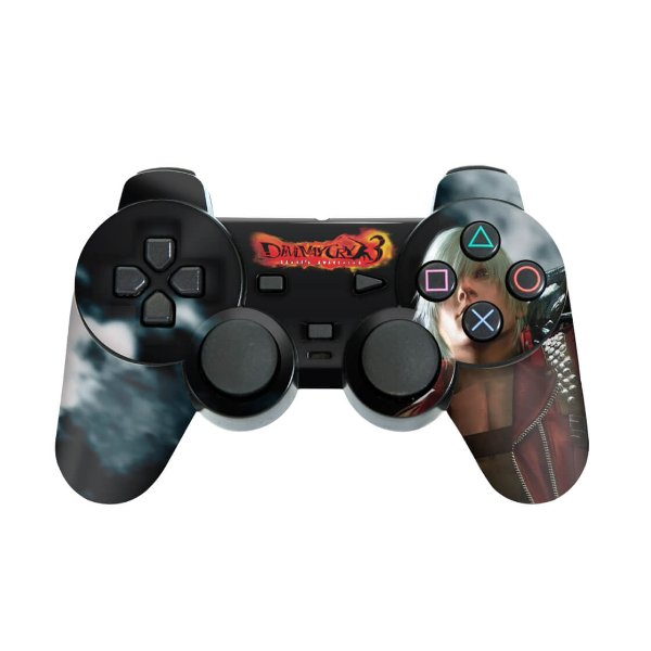PS2 Controle Skin - Devil May Cry 3