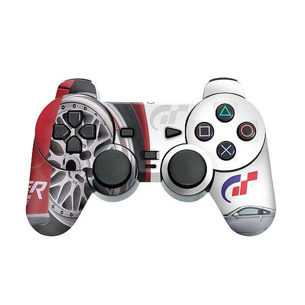 PS2 Controle Skin - Gran Turismo 4