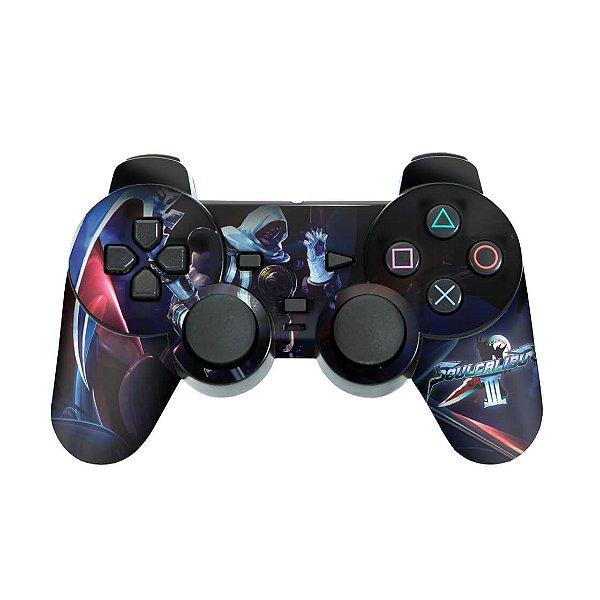 PS2 Controle Skin - SoulCalibur III