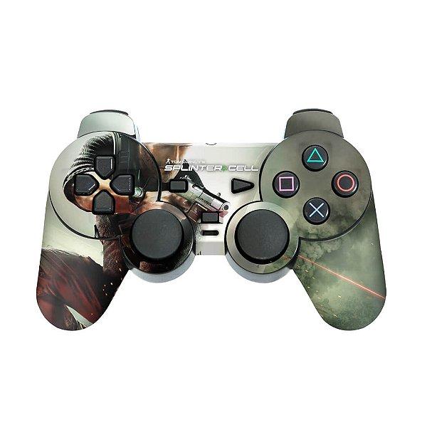 PS2 Controle Skin - Splinter Cell