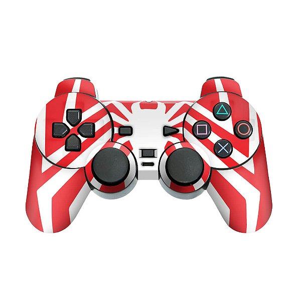 PS2 Controle Skin - Spider-man Homem-Aranha