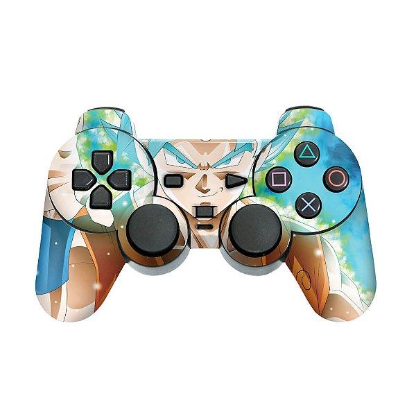 PS2 Controle Skin - Dragon Ball Super