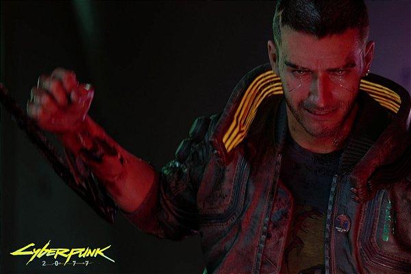 Poster Cyberpunk 2077 E