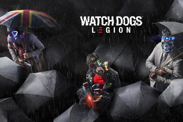 Poster Watch Dogs Legion D