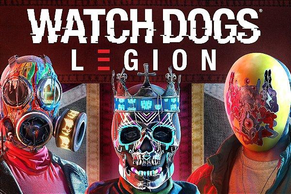 Poster Watch Dogs Legion E