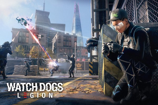 Poster Watch Dogs Legion H