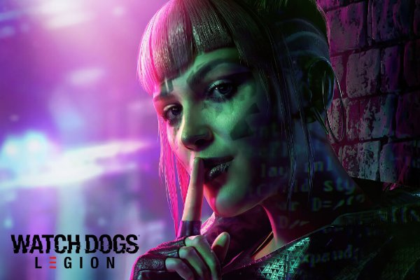 Poster Watch Dogs Legion I
