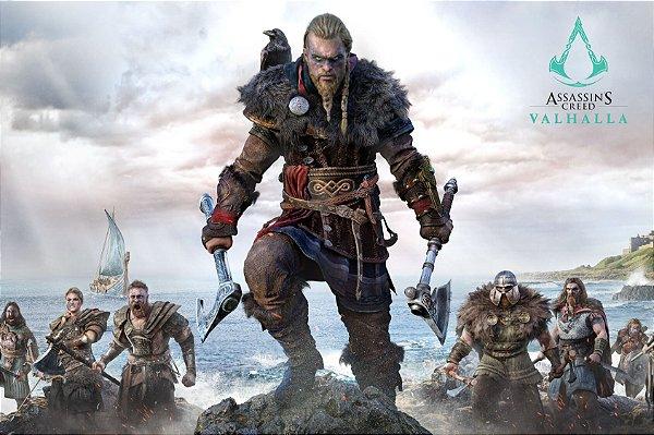 Poster Assassins Creed Valhalla A