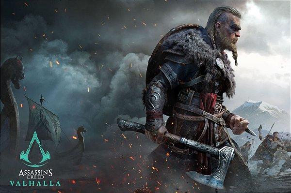 Poster Assassins Creed Valhalla C