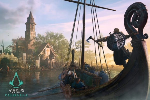 Poster Assassins Creed Valhalla E