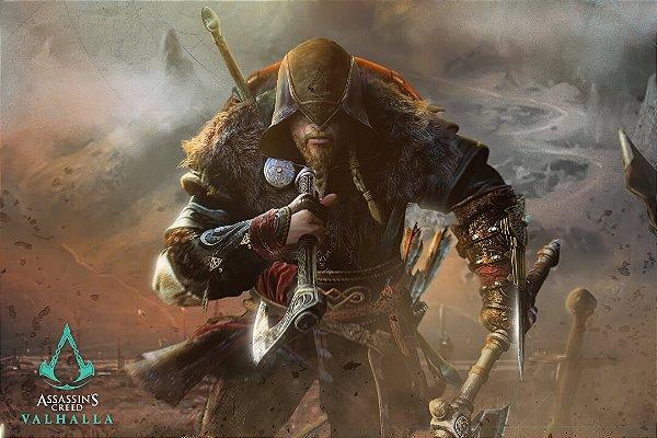 Poster Assassins Creed Valhalla F