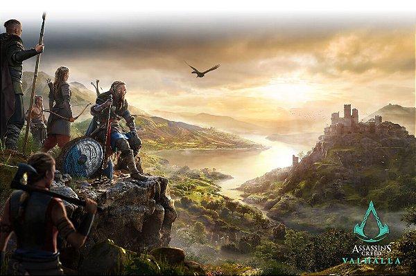 Poster Assassins Creed Valhalla G
