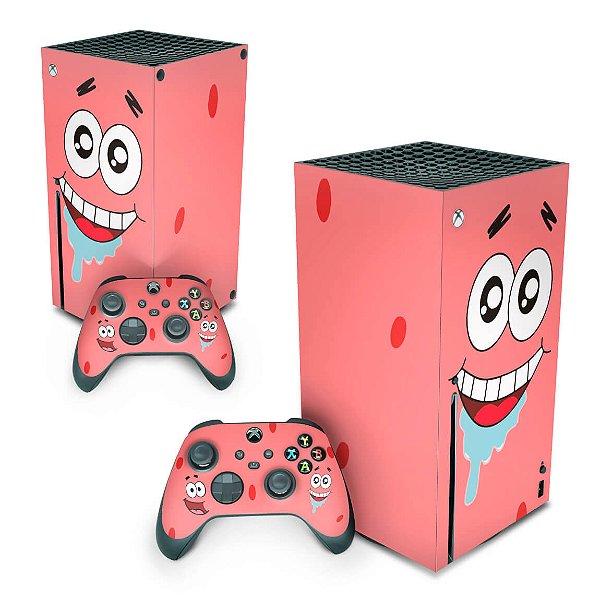 Xbox Series X Skin - Patrick
