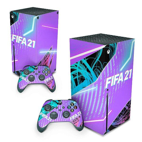 Xbox Series X Skin - FIFA 21