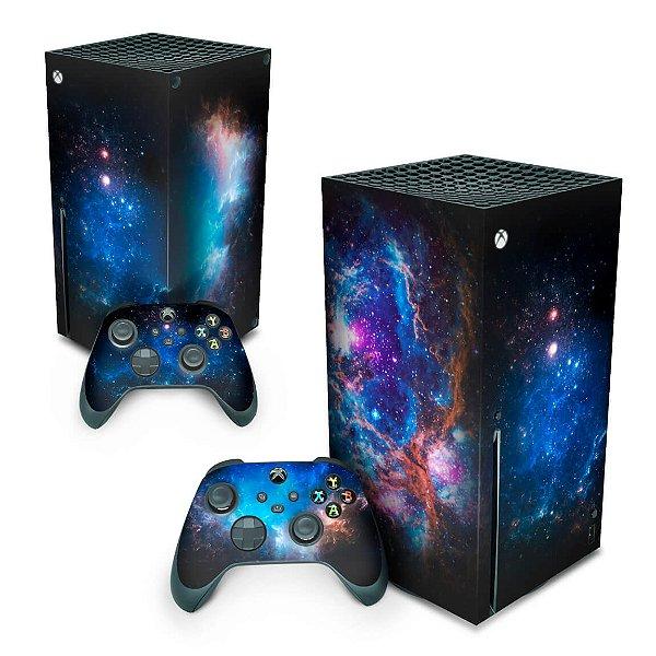 Xbox Series X Skin - Universo Cosmos