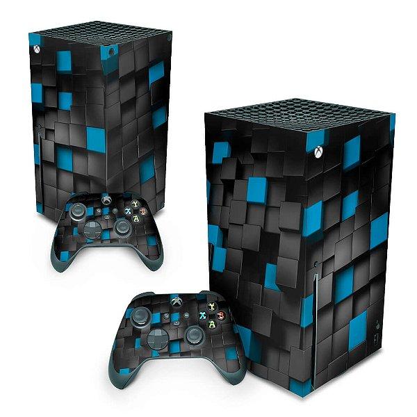 Xbox Series X Skin - Cubos