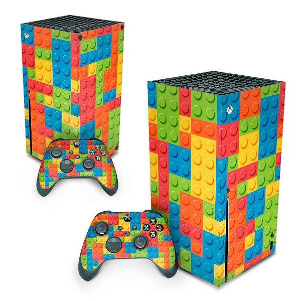 Xbox Series X Skin - Lego Peça