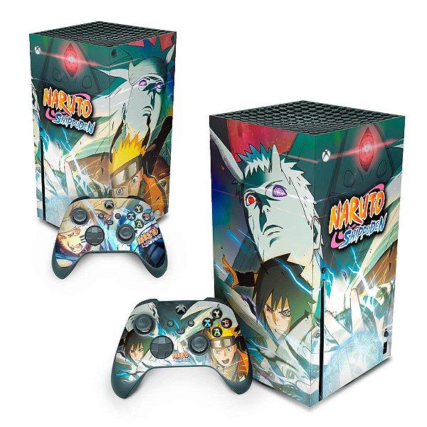 Xbox Series X Skin - Naruto