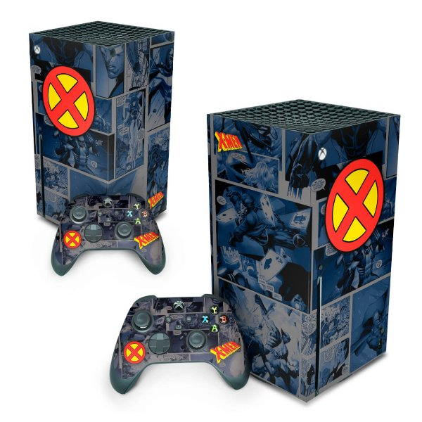 Xbox Series X Skin - X-Men Comics