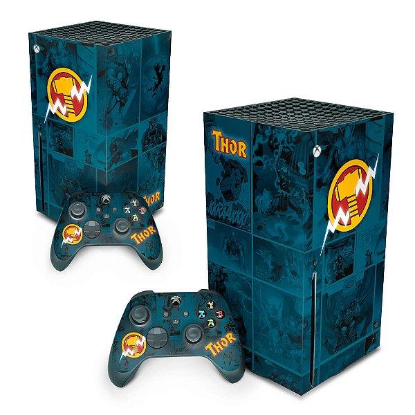Xbox Series X Skin - Thor Comics