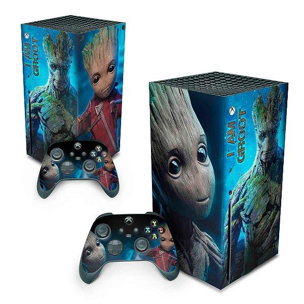 Xbox Series X Skin - Baby Groot