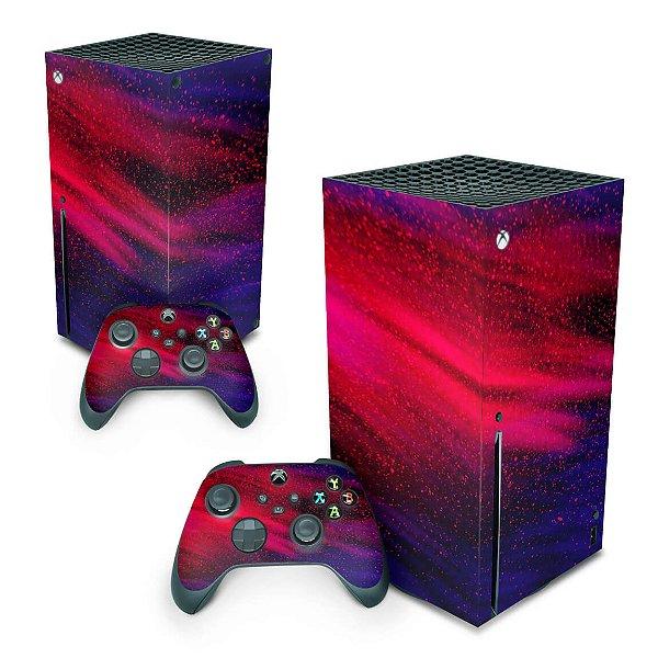 Xbox Series X Skin - Abstrato #101
