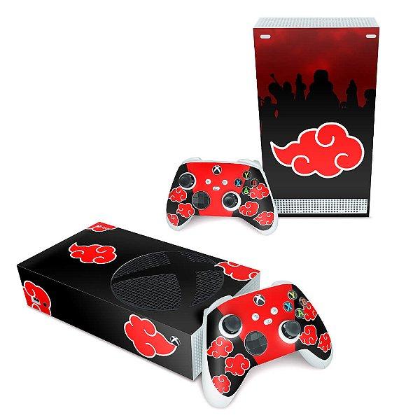 Xbox Series S Skin - Naruto Akatsuki