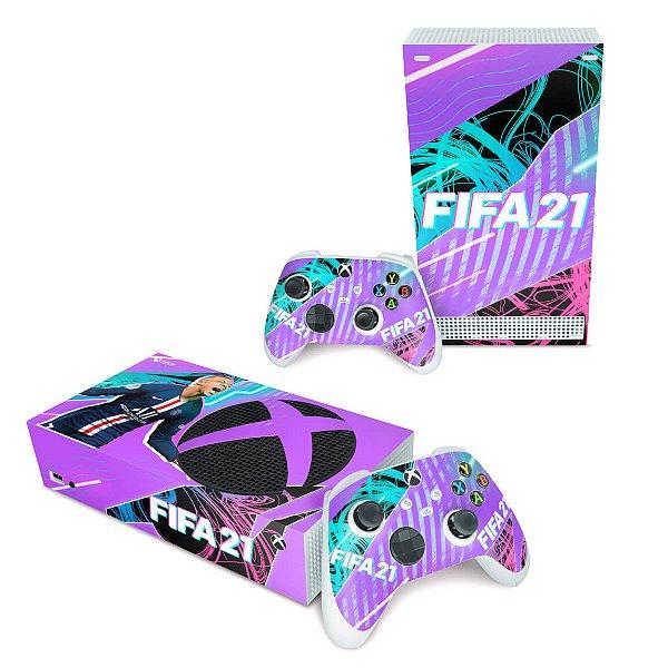Xbox Series S Skin - FIFA 21