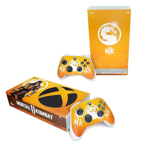 Xbox Series S Skin - Mortal Kombat 11