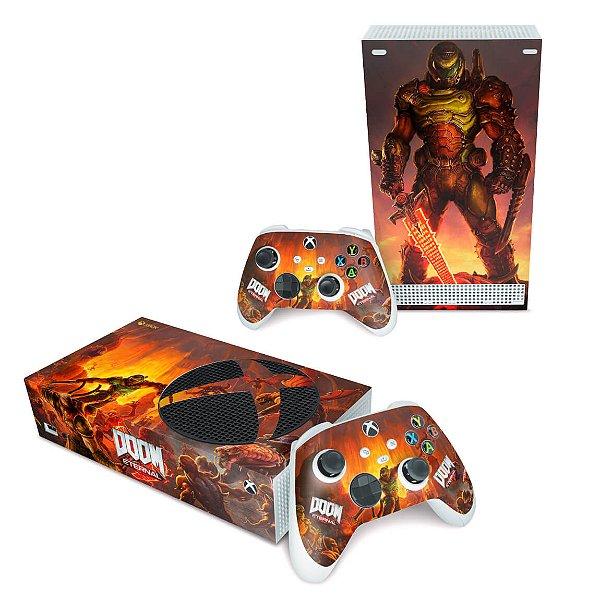 Xbox Series S Skin - Doom Eternal