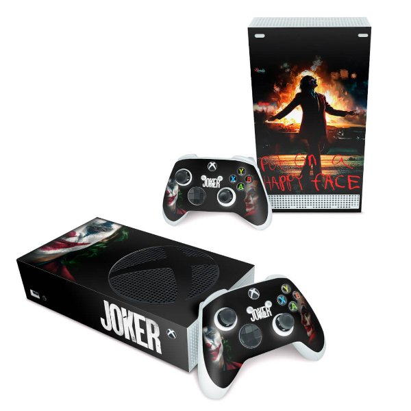 Xbox Series S Skin - Joker Filme