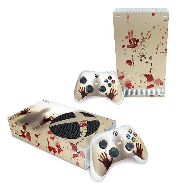 Xbox Series S Skin - Fear The Walking Dead